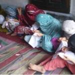 Women artisans in Pakistan