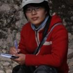 Li Juan, taking notes