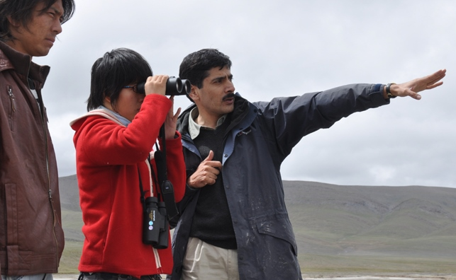 Snow Leopard Researcher Charu Mishra nominated for 2014 Indianapolis