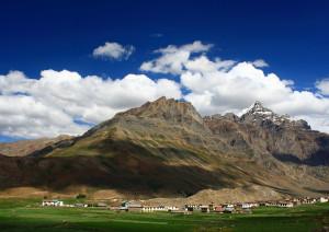 Sagnam village. Photo by Neelima Valangi