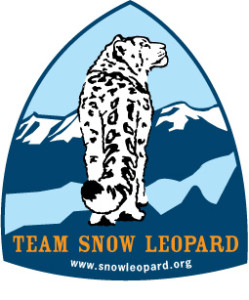 the Team Snow Leopard patch