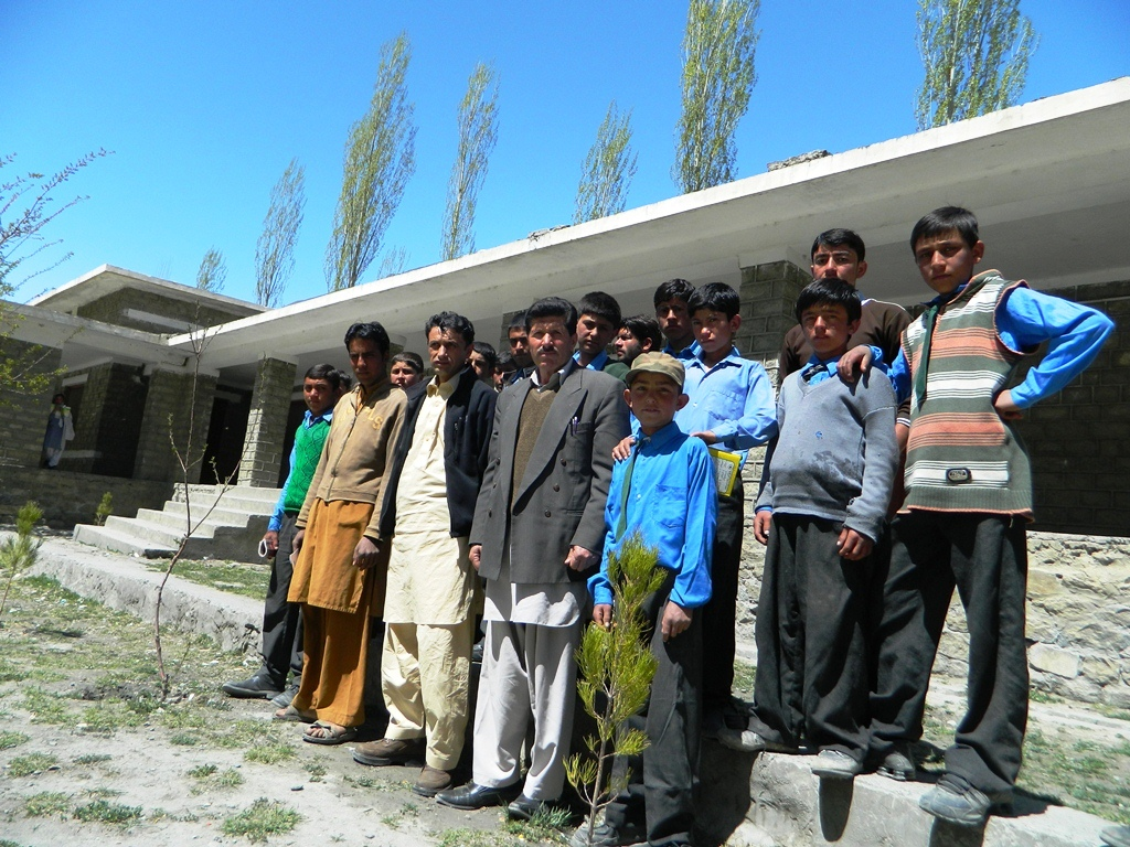 Himalayan Nature Clubs allow students with an interest in wildlife and nature to learn more and inspire others.